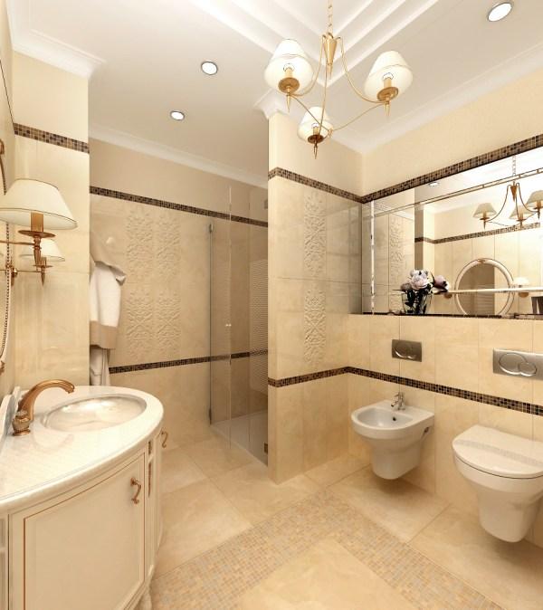 Оформление современной ванной комнаты и туалета: видео ...