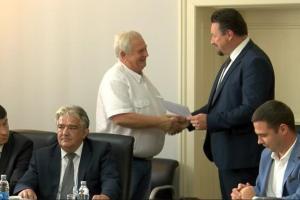 ministar graditeljstva kusevic