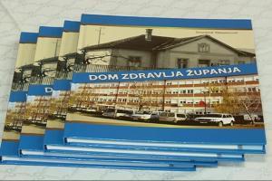 Povodom Dana Grada Županje predstavljena monografija Doma zdravlja