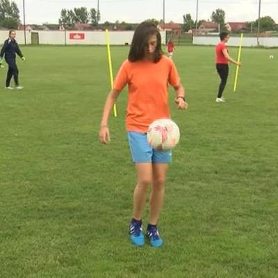 Lara Lucić među najvećim nadama ženskog nogometa