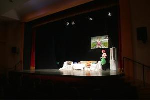 Noć kazališta i u Gradskom kazalištu Joza Ivakić