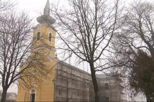 ivankovo obnova crkva