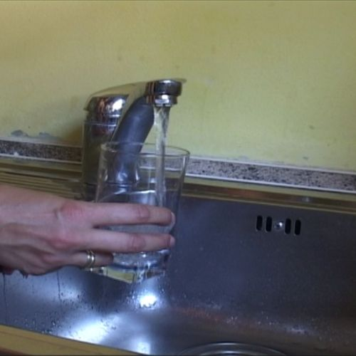 voda slavine