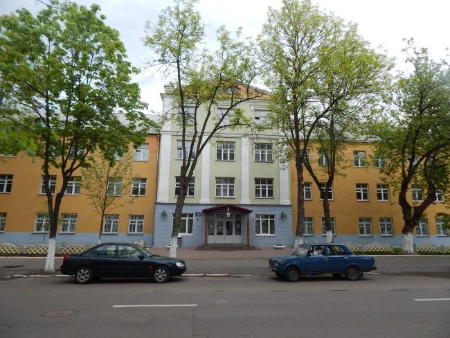 Учебные корпуса Ветакадемии.