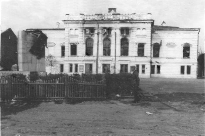 Театр в 1944 году