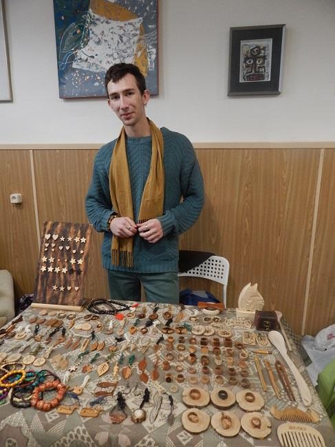 Илья Ткаченко знает, как помогает дерево