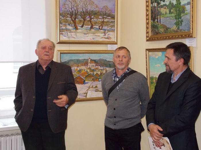 Феликс Гумен, Василий Костюченко, Николай Мищенко