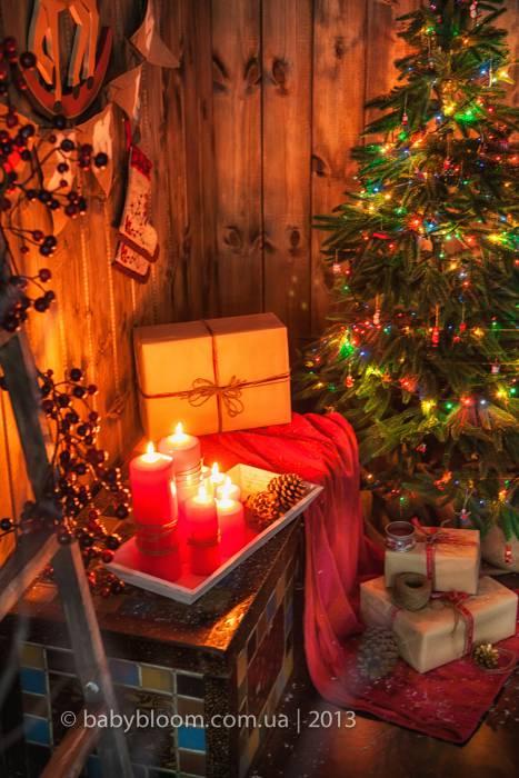 Новогодняя атмосфера как в глянцевом журнале, теперь вполне по силам. Фото babybloom.com.ua