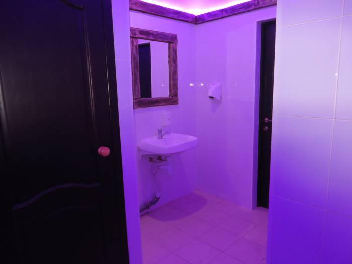 Ультрафиолетовый туалет