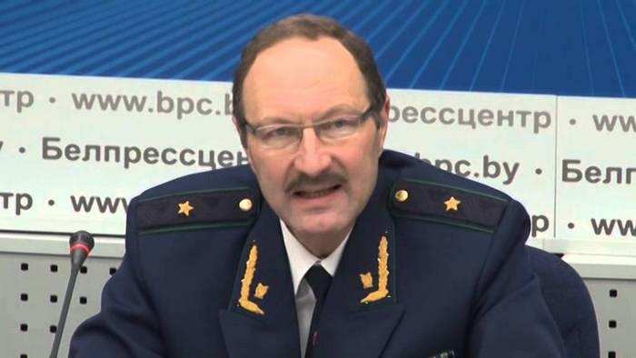 Стук, прокуратура, Беларусь, Корженевский