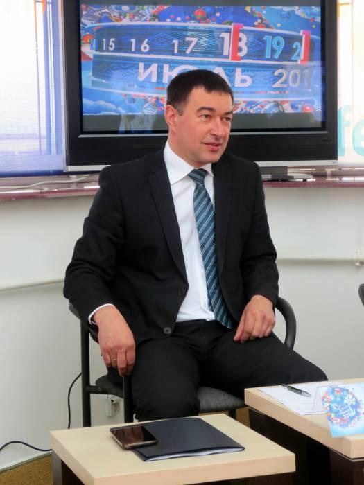 Александр Сидоренко. Фото: Аля Покровская