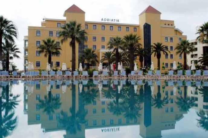 албания отель