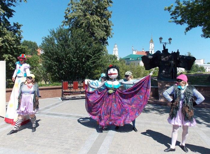 разбойники, Витебск, Лялька
