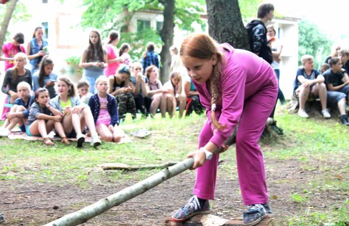 лето, дети, лагерь
