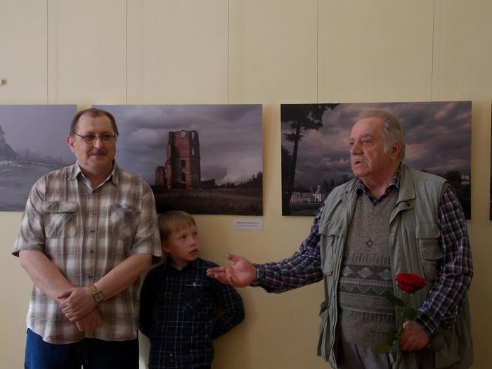 Барсуков, Гумен, фотография, Витебск