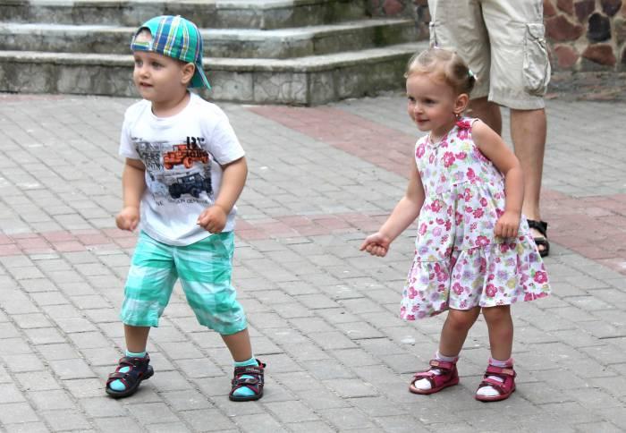 славянка, город мастеров, дети
