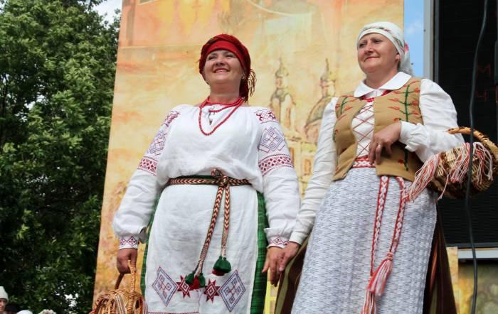 славянка, фестиваль, дефиле, мода