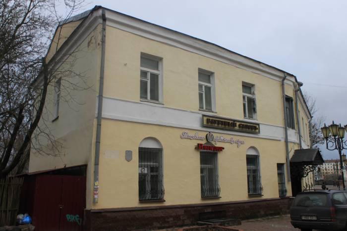 витебск, улица толстого