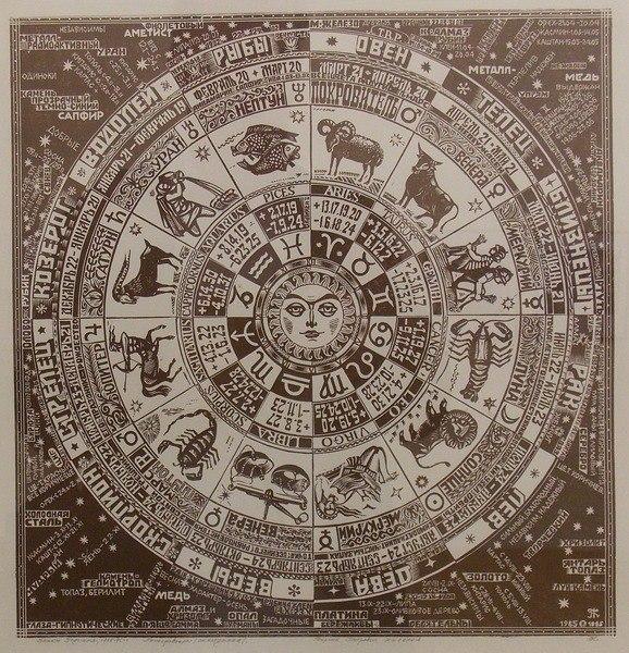 Киселев, астрология, Корженевский