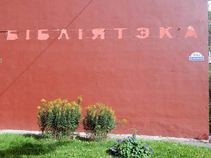 библиотека, витебск