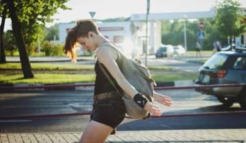 танцевальный флешмою