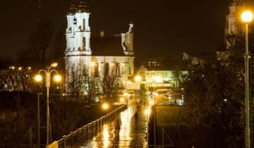 вечер Витебск осень