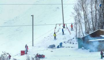 Лыжный сезон открыт