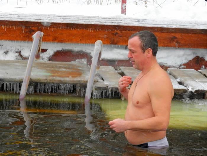 Любители крещенских купаний могут остаться без морозов. Но выход есть
