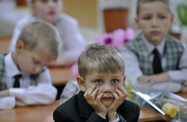 Даже за пятидневную школьную неделю дети устают. Фото bloknot-krosnodar.ru