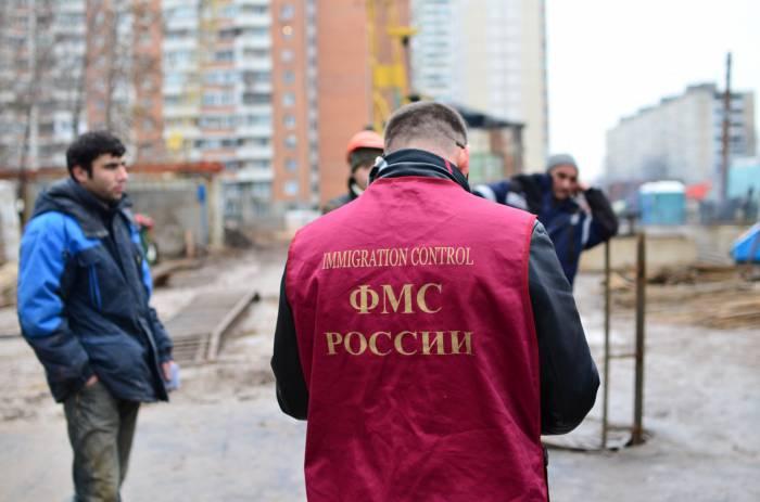К белорусам у службы ФМС, как парвило, не было вопросов. Фото neva.today