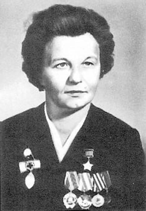 Зинаида Туснолобова-Марченко. Фото ru.wikipedia.org