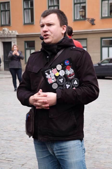 Александр Минин. Фото из личного архива героя статьи