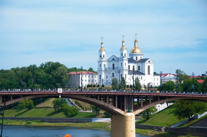 Вид на Успенский собор. Фото Анастасия Вереск