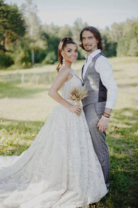 свадьба дудинский