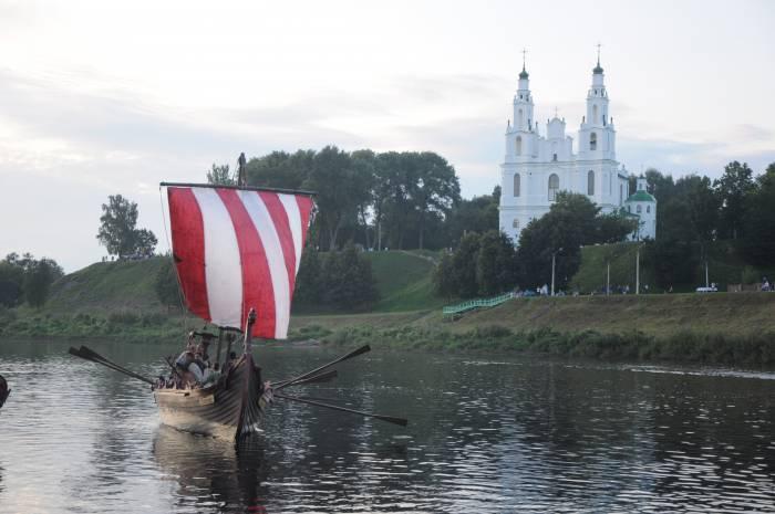 Полоцкие пейзажи. Фото Анастасии Вереск