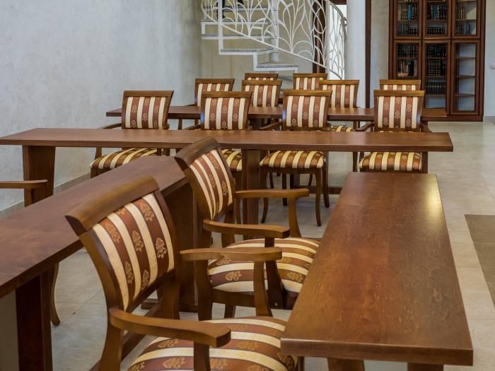 В синагоге созданы все необходимые условия для соблюдения еврейских традиций и обрядов. Фото Светланы Васильевой