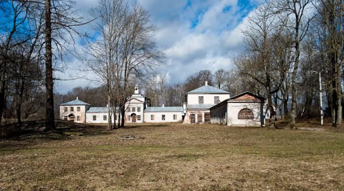 Усадьба Огинских в Залесье. Фото ru.wikipedia.org
