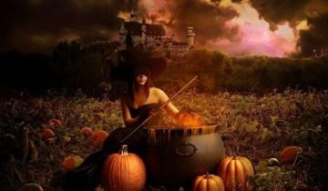 Хэллоуин, ведьма, магия, Корженевский