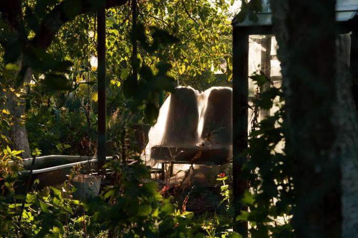 Знакомые стулья? Фото Анастасии Вереск