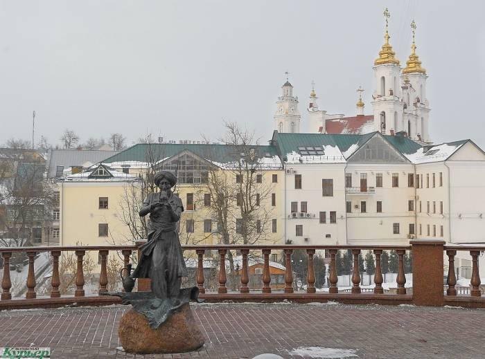 Какой мужчина - символ Витебска: Хоттабыч против Шагала