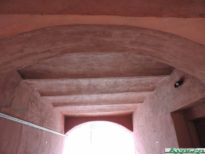 арка, сводики