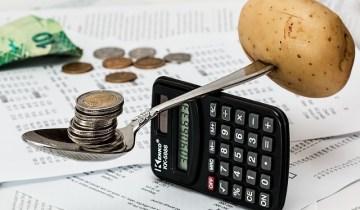 деньги картошка финансы долг