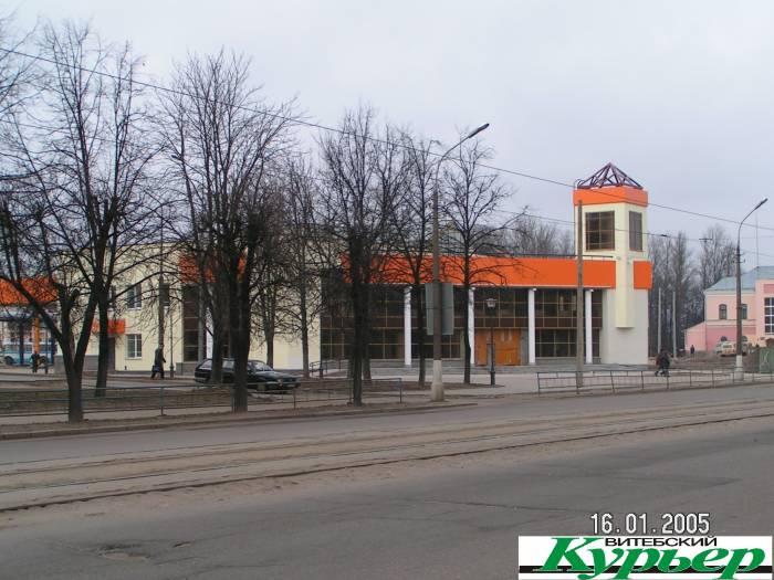 Витебский автовокзал: 4 фотографии через 82 года