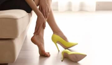 Почему не стоит надевать тесную одежду и обувь на фотосессию