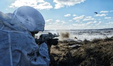Учения 103-й Витебской отдельной воздушно-десантной бригады