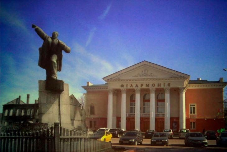 Лекция Виктора Борисенкова «Витебск времен оккупации»