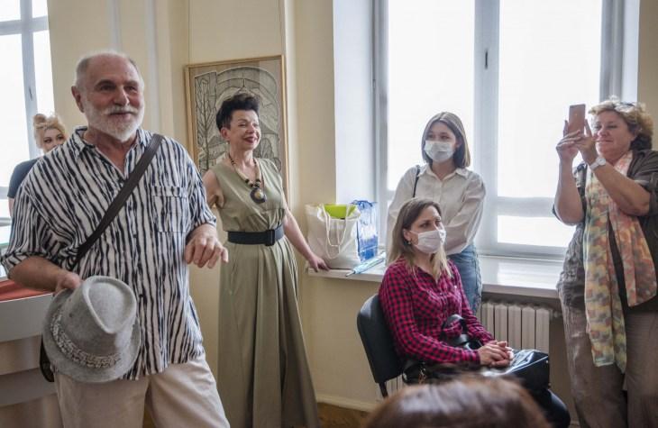 Валерий Счастныйи Александр Малей: художественная уникальность, собственный путь, 60-летняя дружба и70-летний юбилей