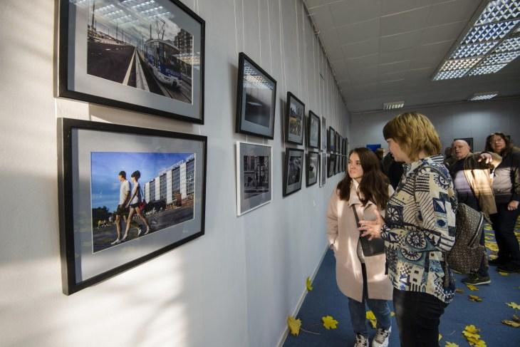 Выставка фотоклуба «Старая ратуша» едет в районы
