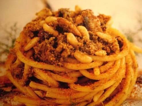 Что и как едят сицилийцы/итальянцы