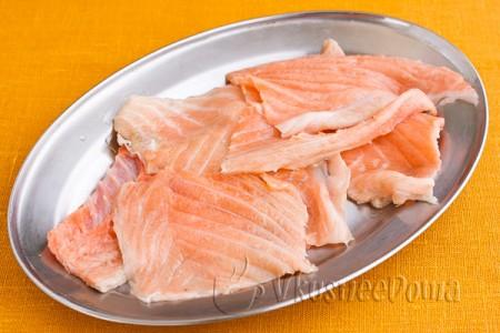 Рыбный суп из красной рыбы рецепт с фото